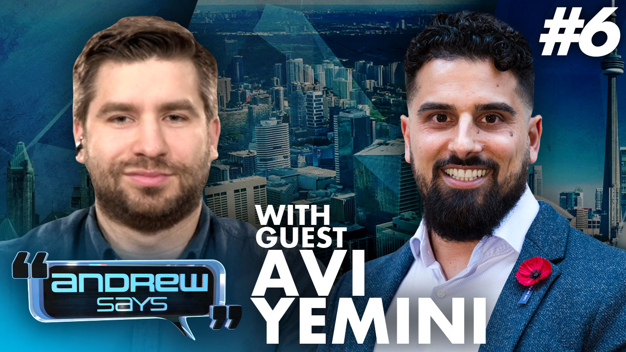 """Lockdowns work if you don't want your freedoms"": Avi Yemini Exclusive Interview"