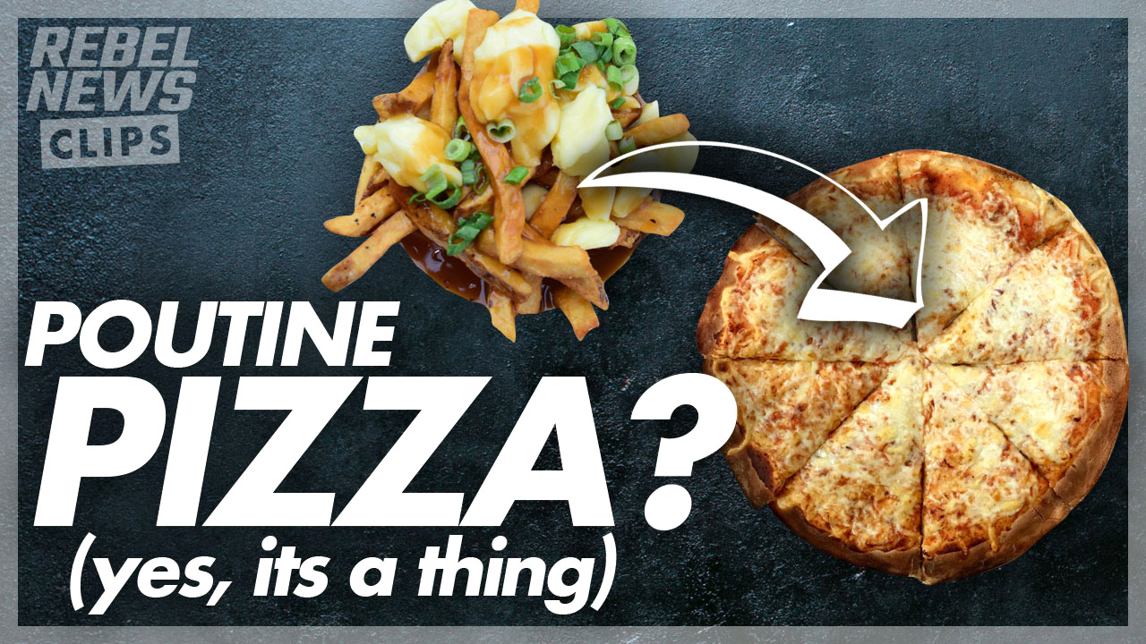 "Poutine Pizza: ""feels so wrong, but tastes so right"" 