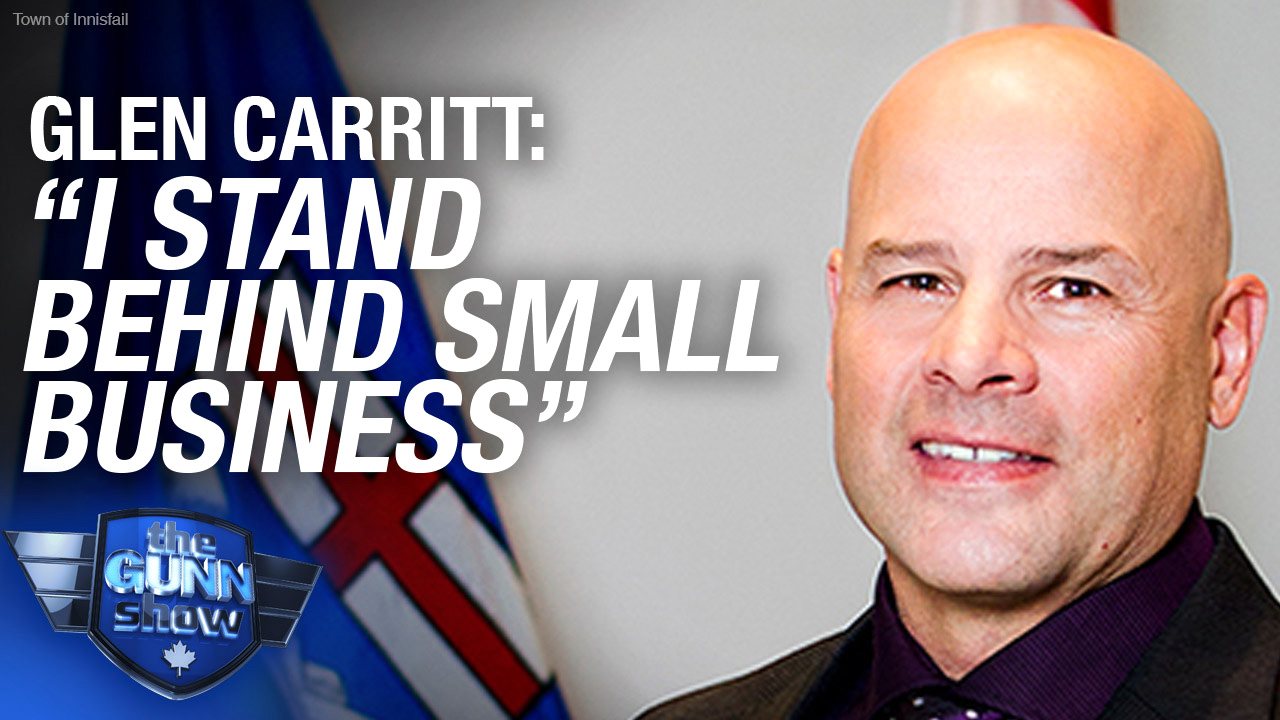 BLM, oilsands and the lockdown: Glen Carritt is running for mayor of Innisfail, Alberta