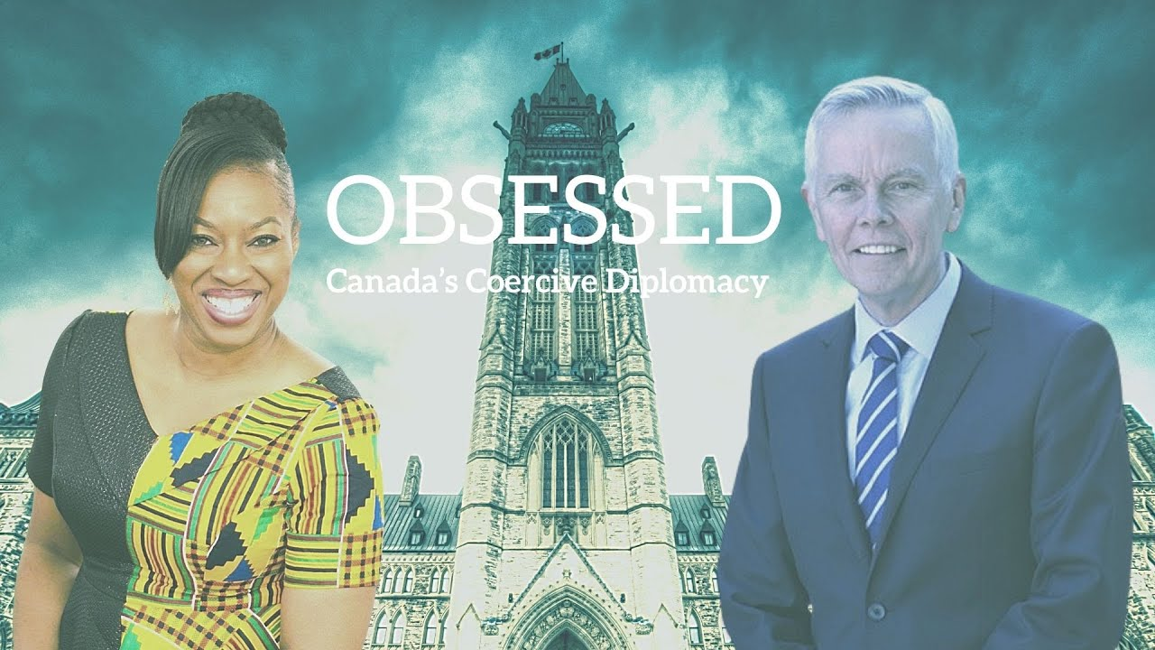 REVIEW: Obsessed: Canada's Coercive Diplomacy