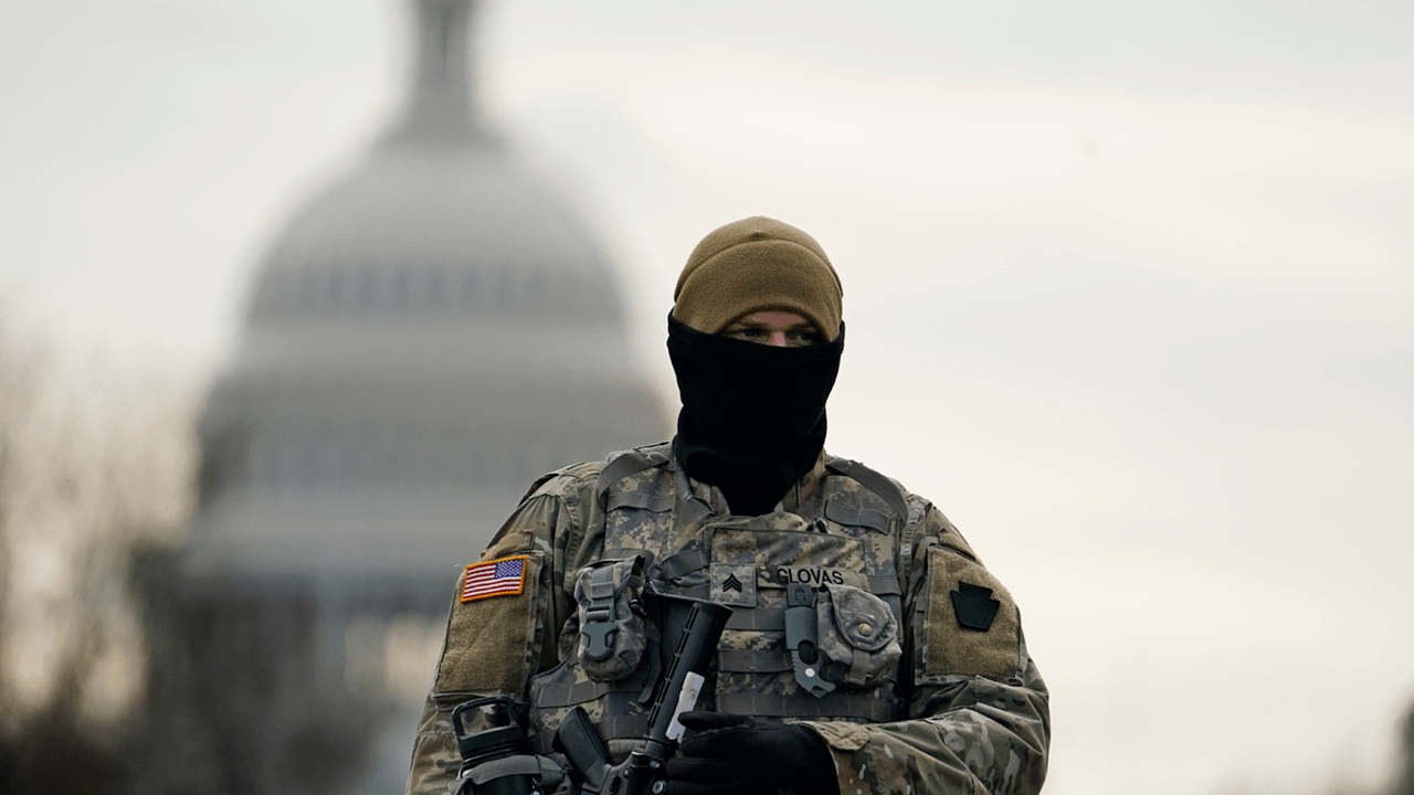 FBI vetting National Guard troops deployed to D.C. ahead of Biden inauguration