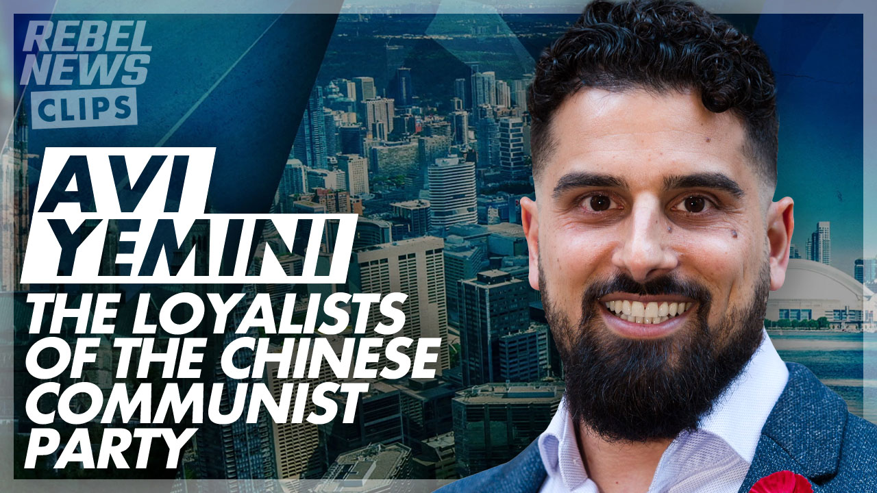 Opposing views are banned | Avi Yemini on Chinese Communist censorship practices