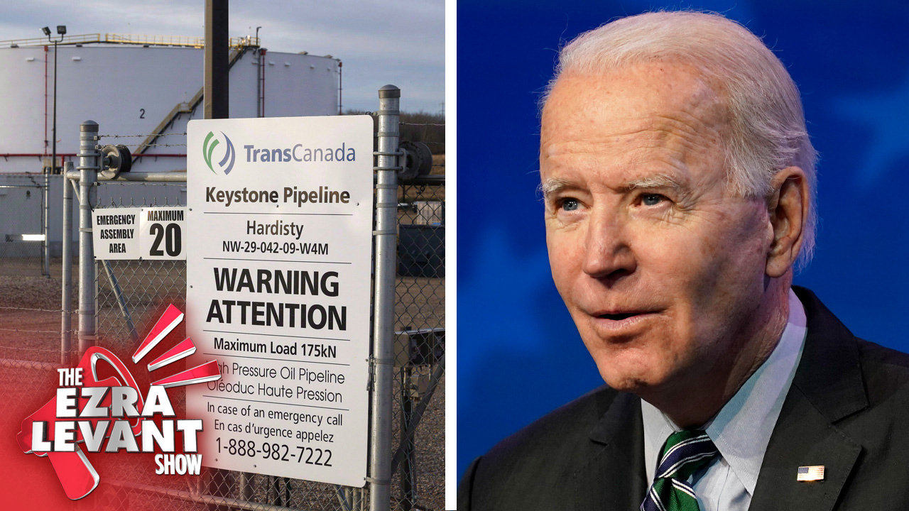 Biden to kill off Keystone XL: Mission accomplished!