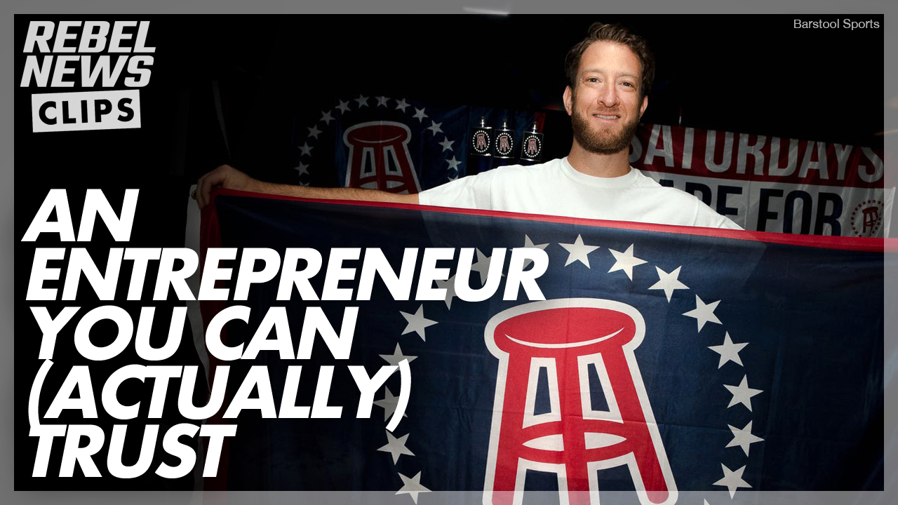 Barstool raises $27m for small biz — while American billionaires are nowhere to be found