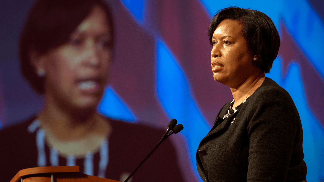 "D.C. mayor says National Guard members should be vetted, may be ""pulled by other views"""