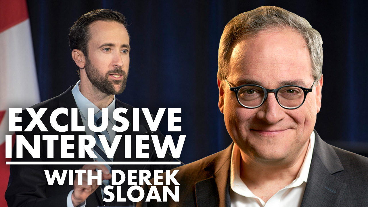 EZRA LIVE with DEREK SLOAN: Conservative MP KICKED OUT of Party