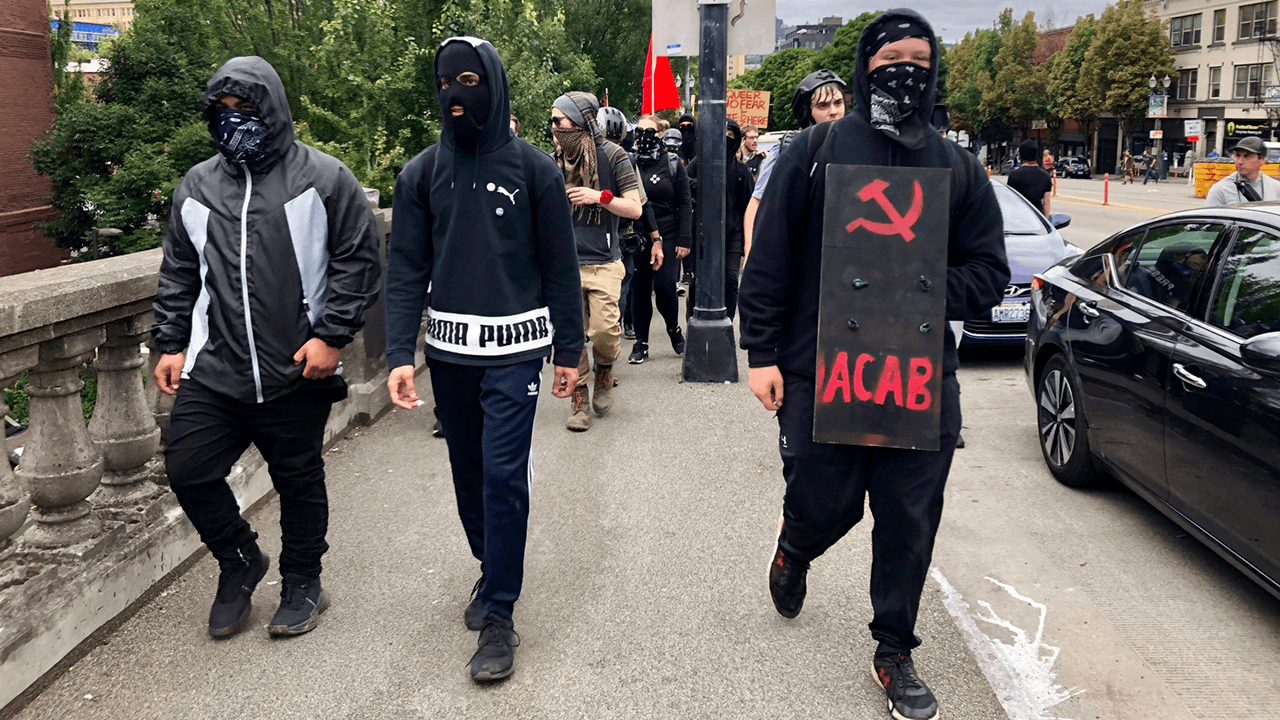 Twitter suspends prominent Antifa accounts