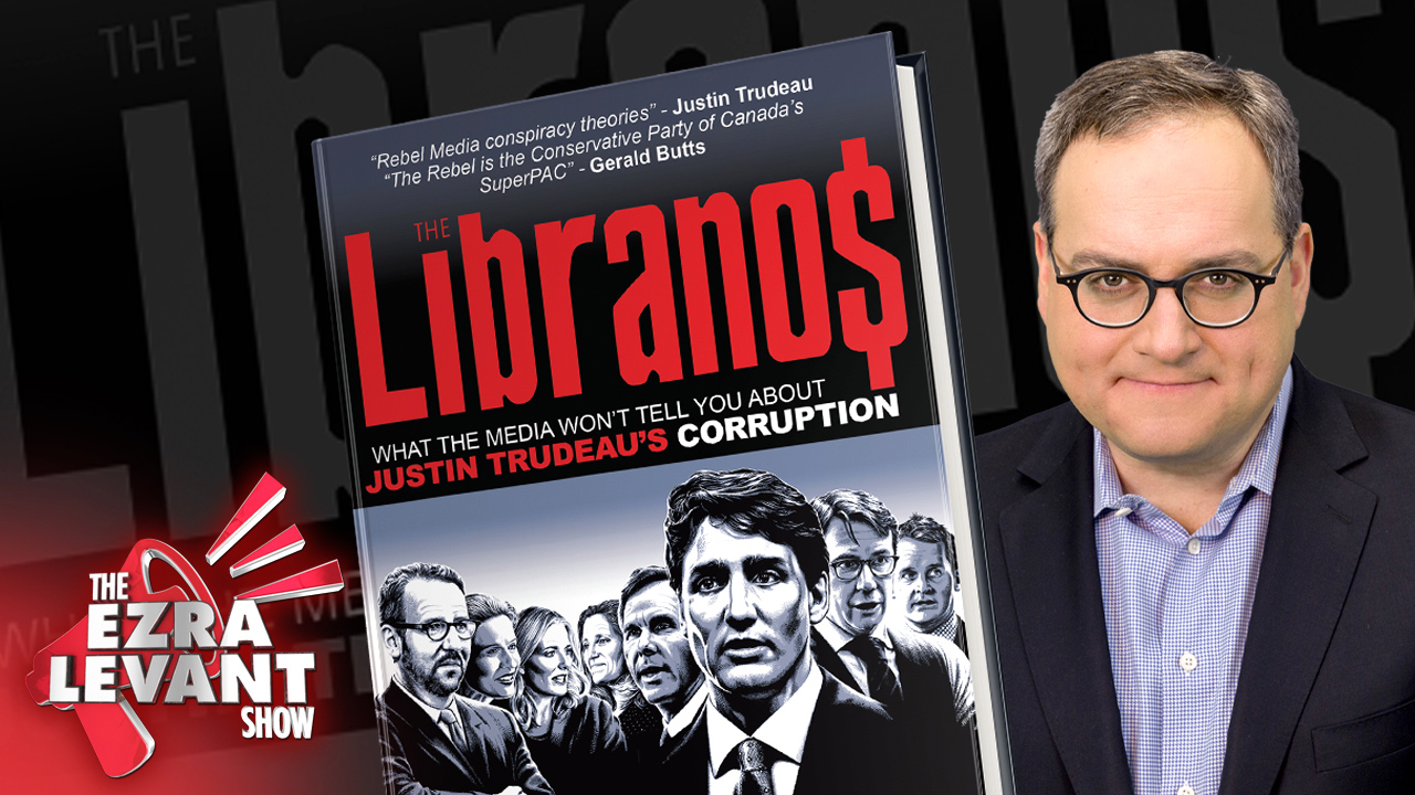Elections Canada fined me $3,000 for writing a book critical of Justin Trudeau