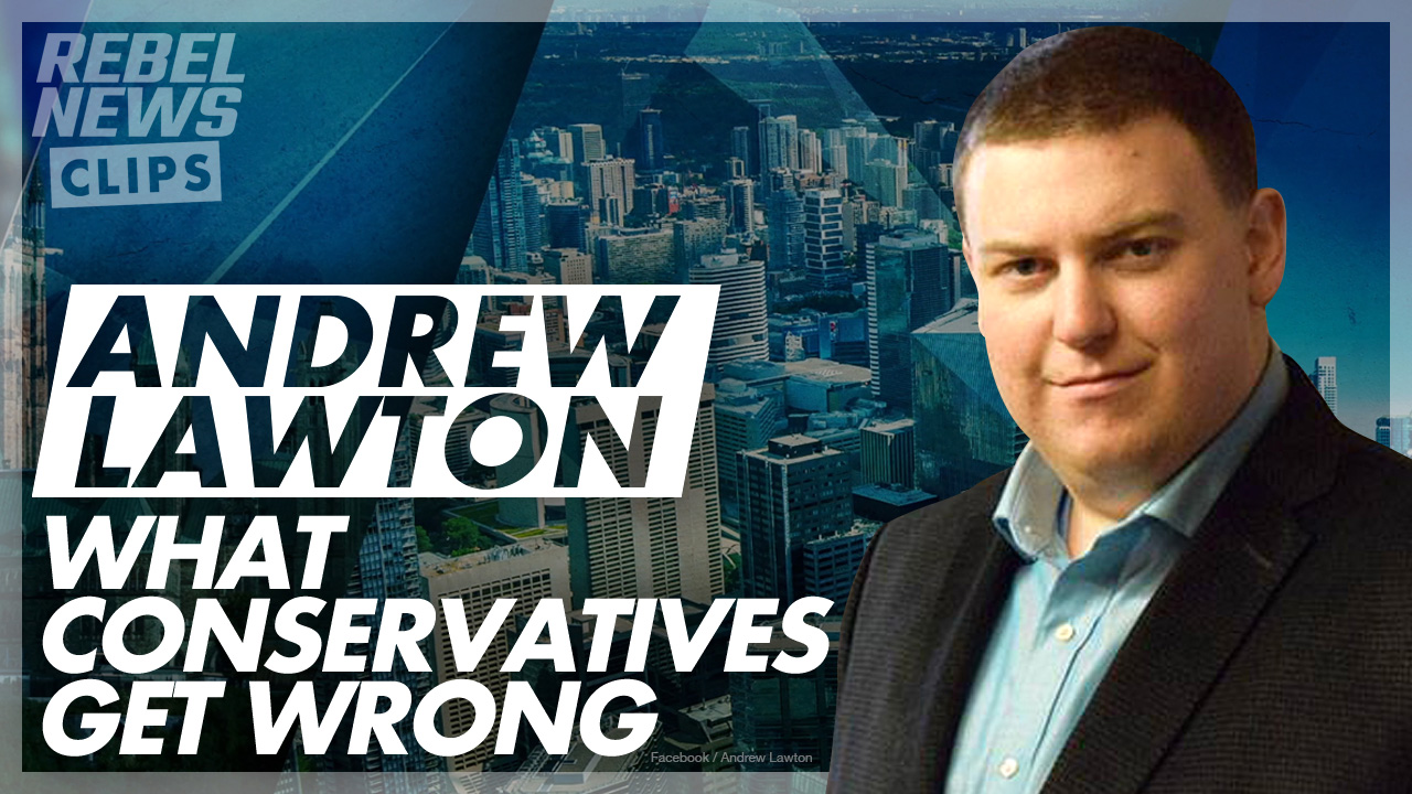 """You're always going to be called far-right"" 
