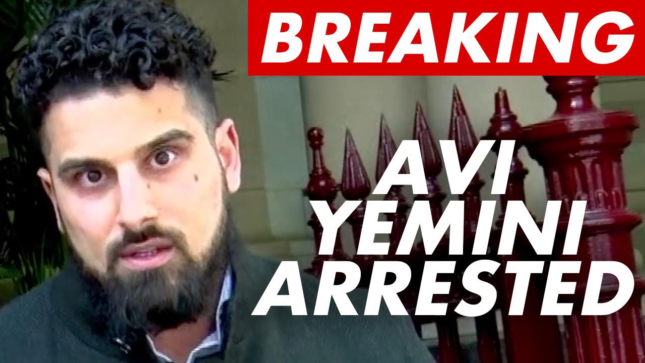 Free Avi Yemini