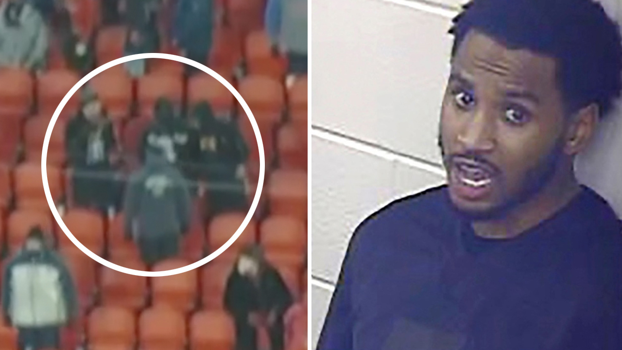 R&B singer Trey Songz arrested for refusing to wear mask at NFL playoff game