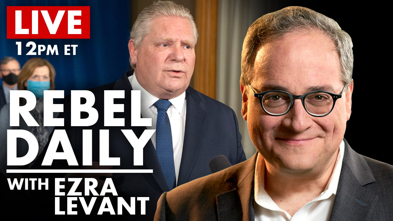 DAILY | Ezra VS Doug Ford