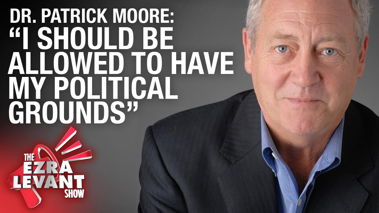 INTERVIEW: Suing Saskatchewan with Dr. Patrick Moore