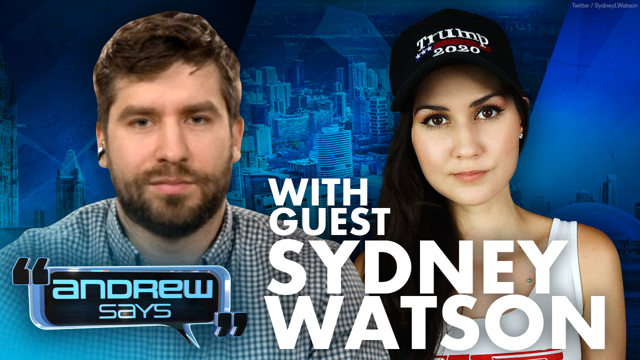 If you're conservative, there isn't a place for you anymore | Sydney Watson on Andrew Says