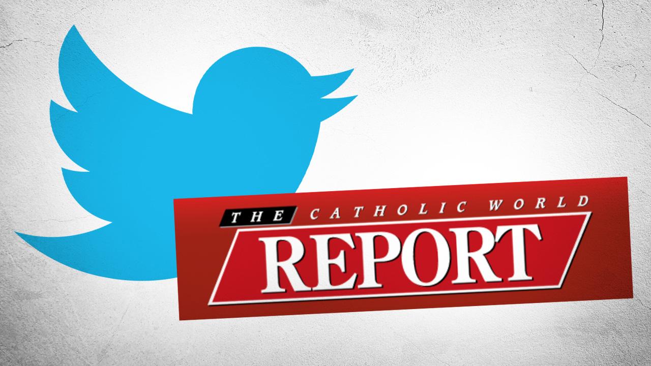 'Hateful Conduct:' Twitter locks Catholic World Report for 'biological male' tweet