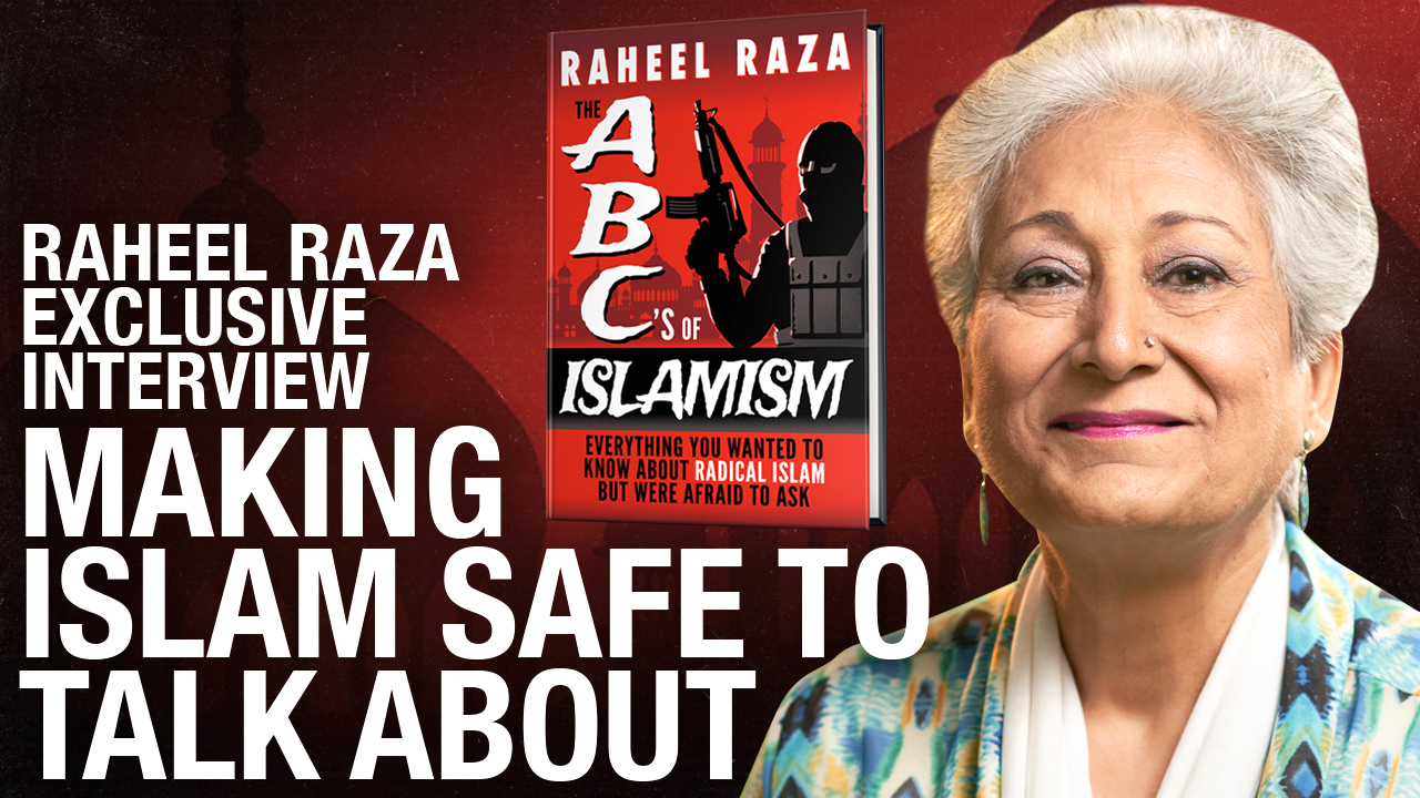Islamism is a political ideology using faith to promote a subversive agenda | Raheel Raza interview