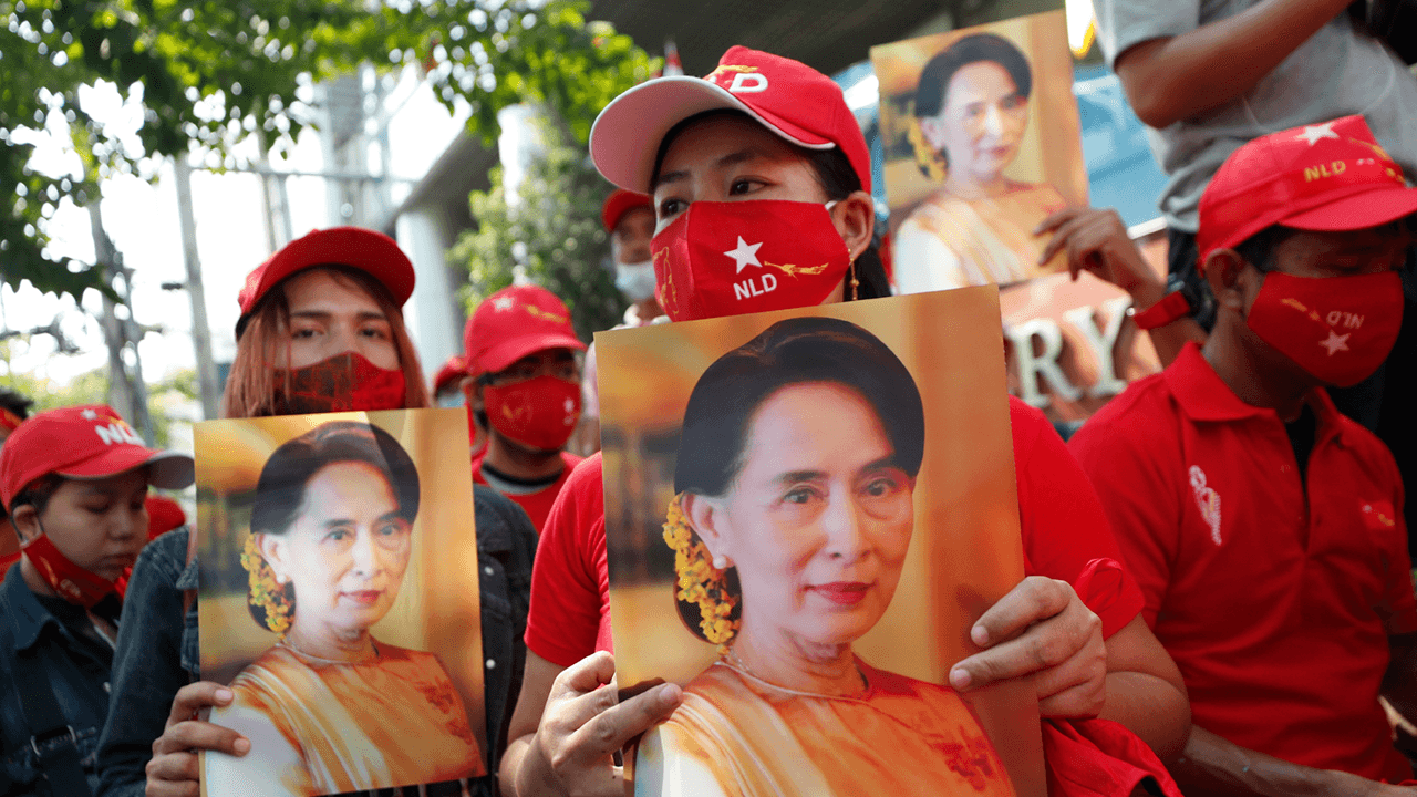 Myanmar military arrests leader Aung San Suu Kyi in apparent coup, declares state of emergency