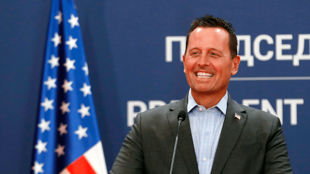 Richard Grenell erased as progressives claim Pete Buttigieg is first openly LGBT cabinet member