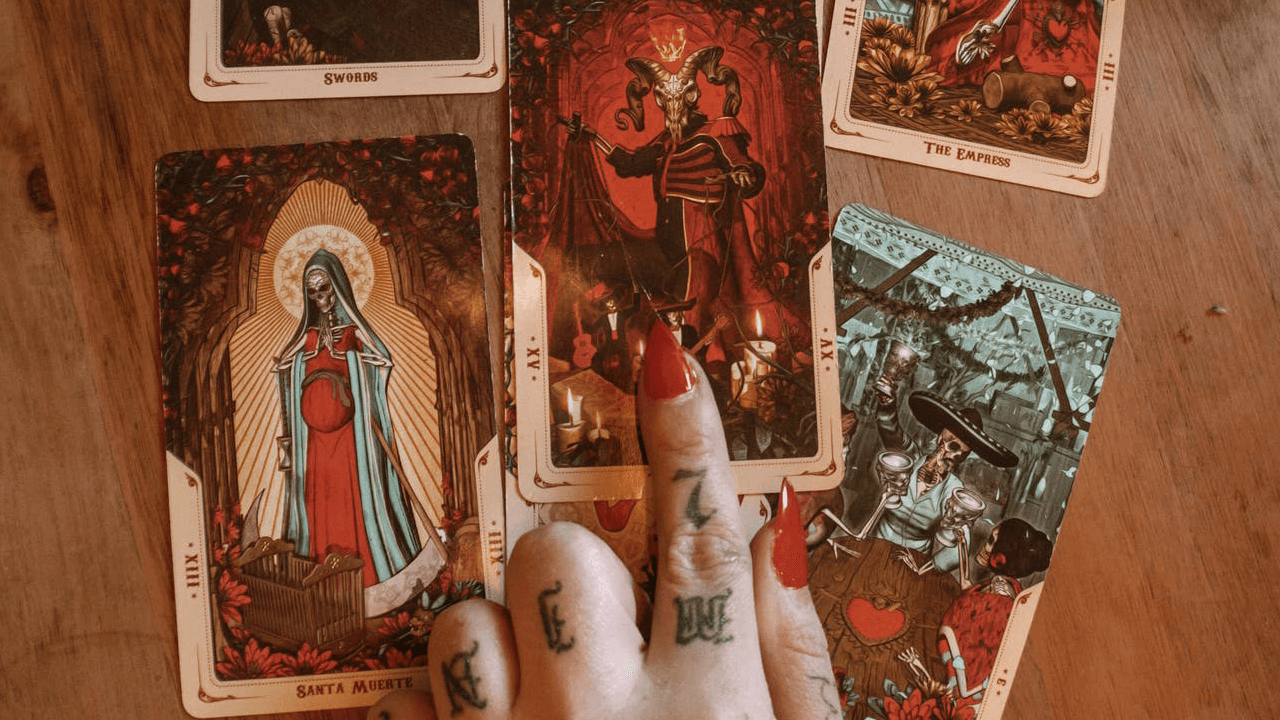 """Evergreen College paying $53k to glorified tarot reader at """"Office of Spirituality & Meaning Making"""""""