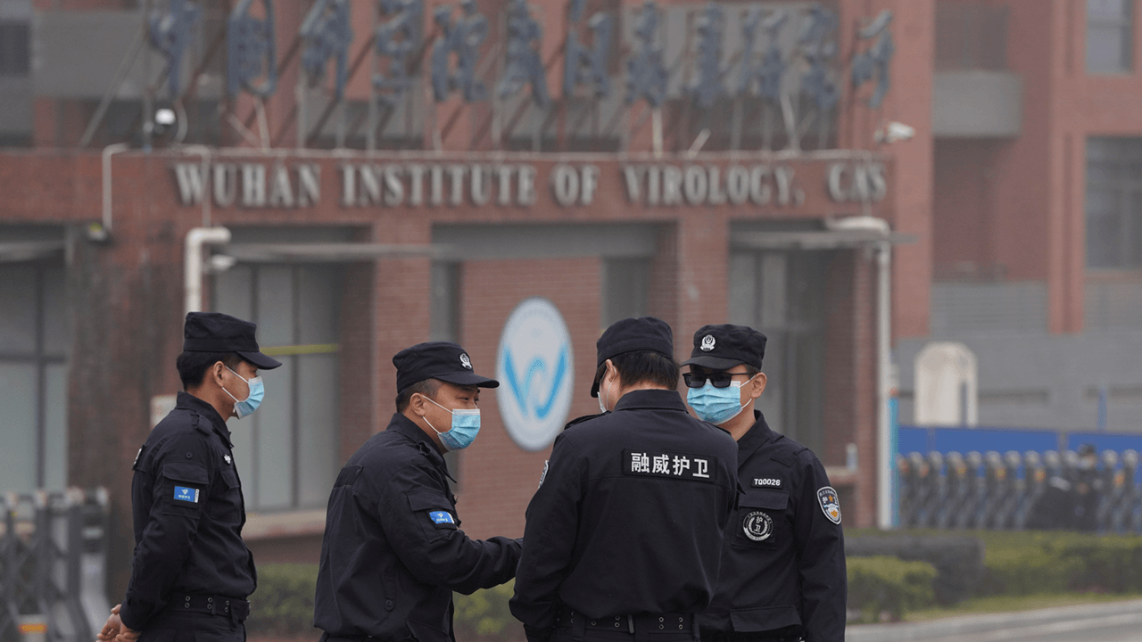 WHO fact-finding team visits Wuhan Institute of Virology