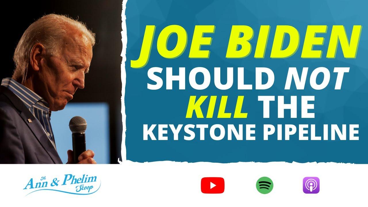 (WATCH) Ezra Levant on the Ann and Phelim Scoop: Why Biden Shouldn't Kill Keystone XL
