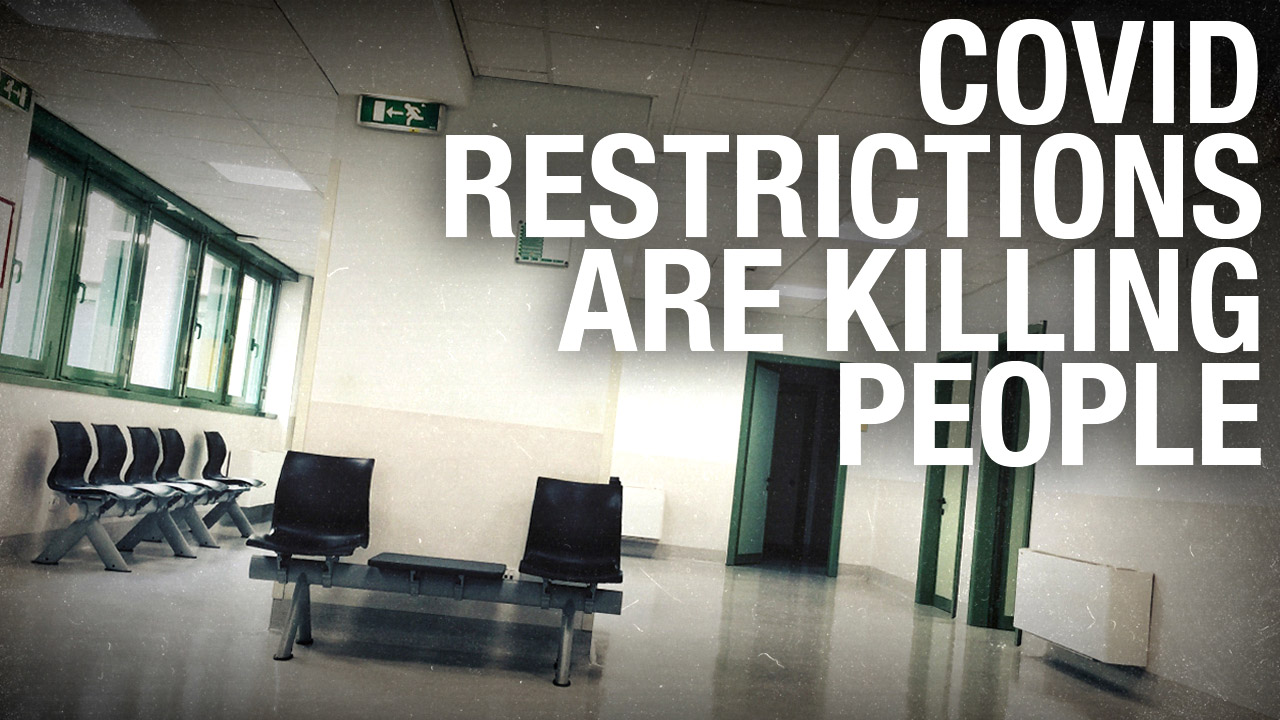 COVID-19 restrictions are killing Canadians