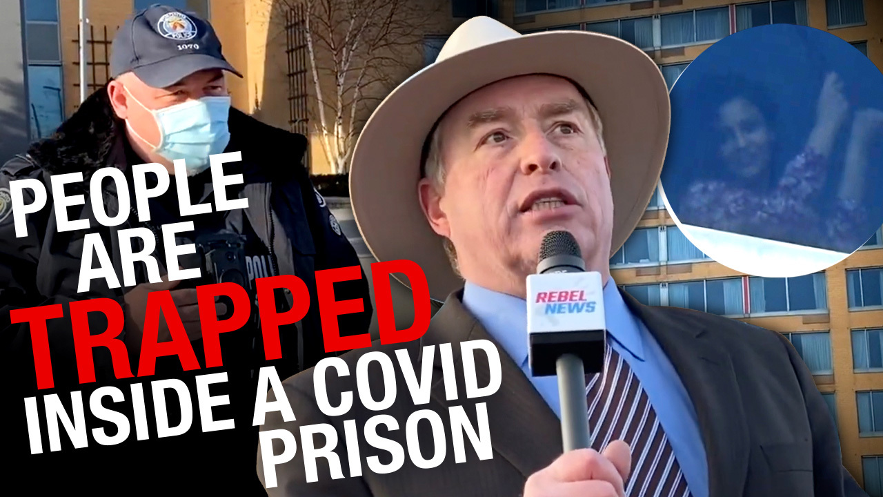 Police threaten to arrest David Menzies upon return to Radisson quarantine hotel