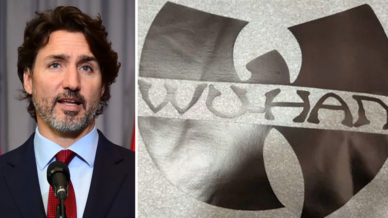 Canada formally apologizes to China over Wuhan T-shirt