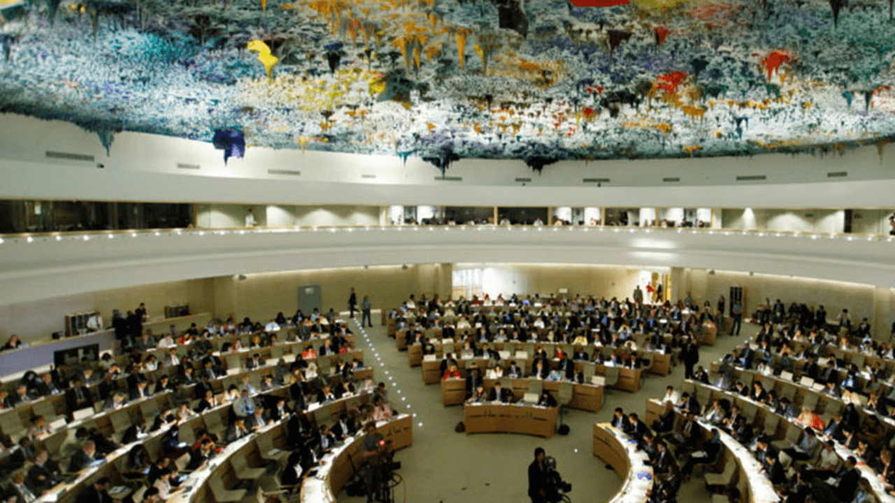 Biden administration to rejoin anti-Israel UN Human Rights Council