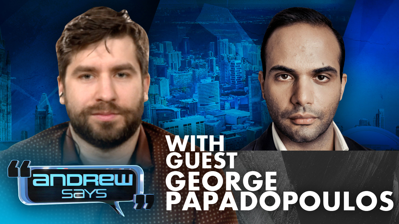 George Papadopoulos Predicts Facebook Working with Joe Biden | Andrew Says 10