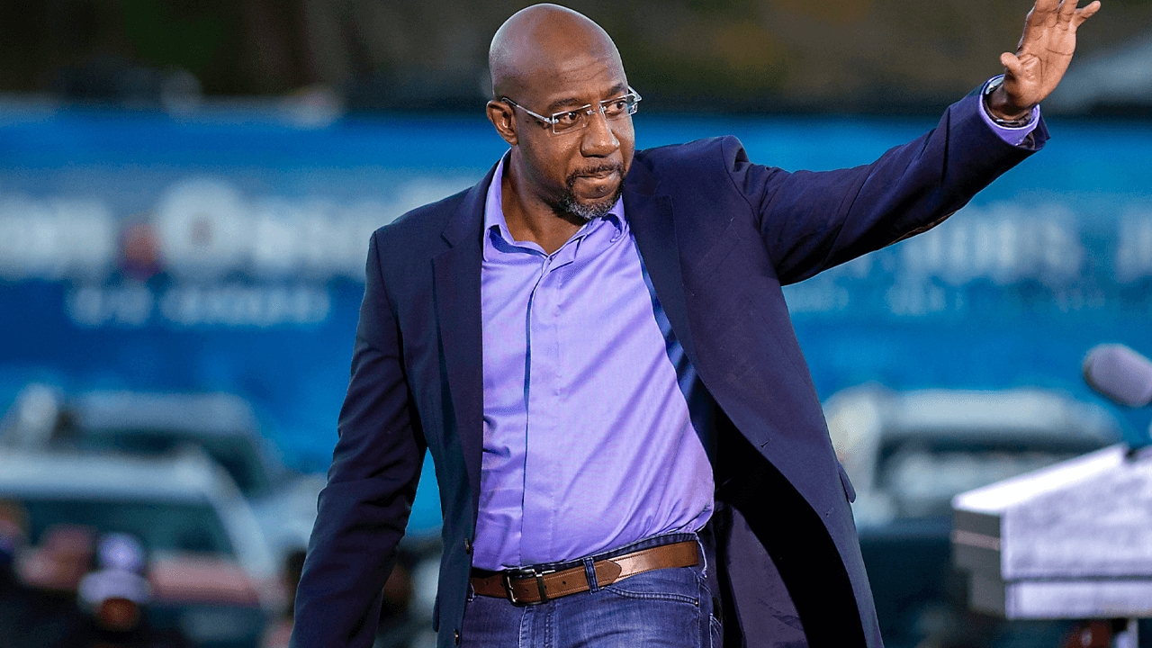 Raphael Warnock under investigation for improper voter registration
