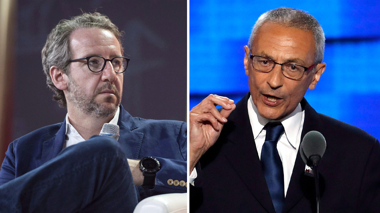 John Podesta, Trudeau BFF Gerald Butts headline panel