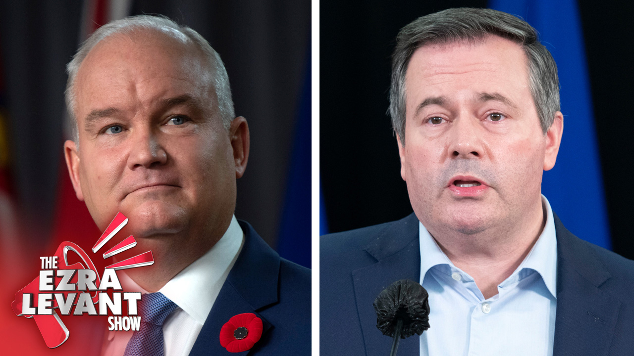 CBC Agrees: Erin O'Toole Must Distance From Jason Kenney Next