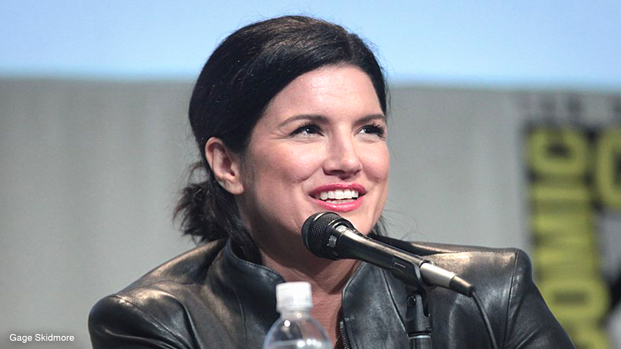 Gina Carano to star in, produce new movie with the Daily Wire