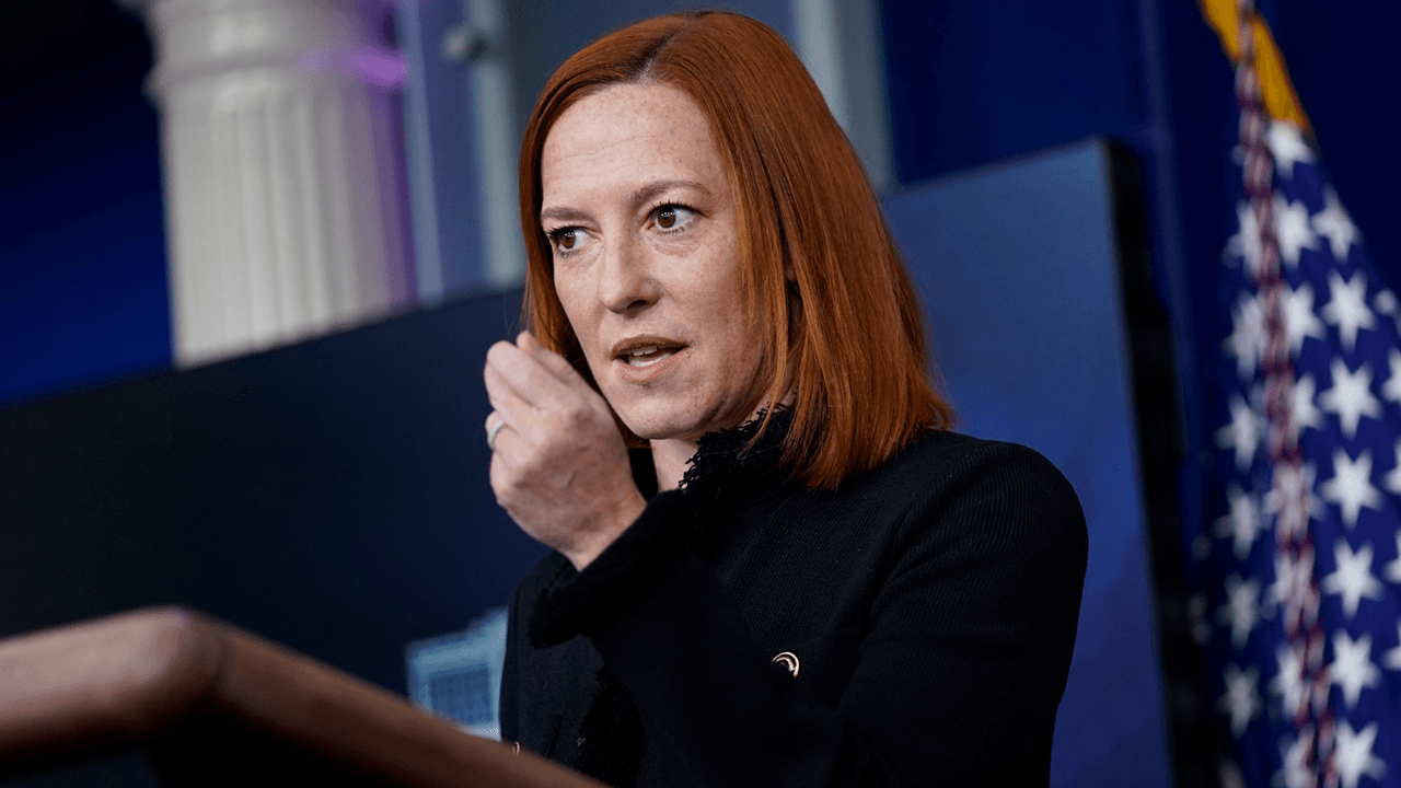 Jen Psaki refuses to call Israel an ally when pressed on why Biden hasn't called Netanyahu