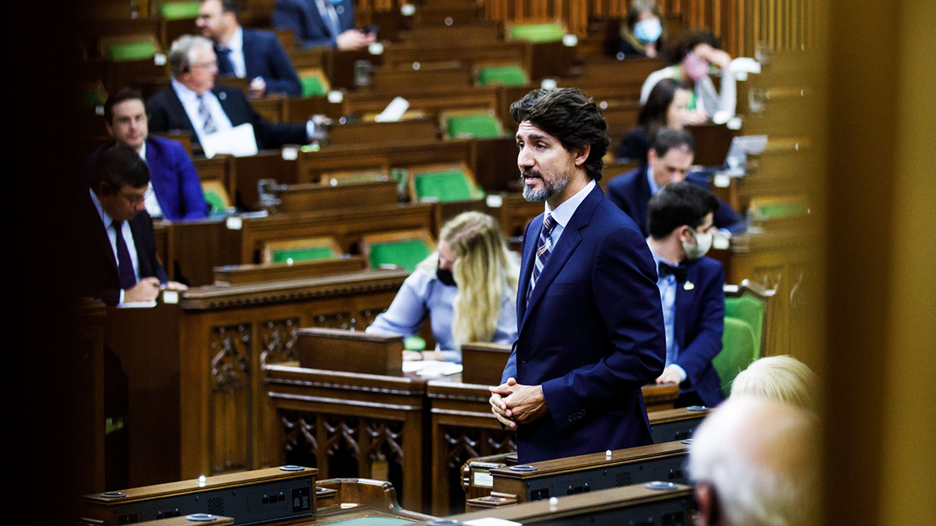 Trudeau gov't handed out official talking points to criticize The Epoch Times
