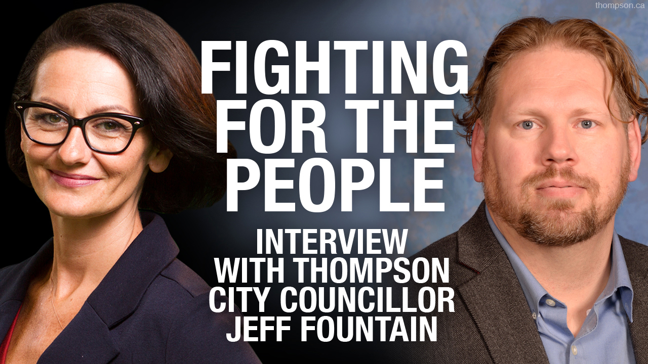 Recall NDP MP Niki Ashton? Thompson City Councillor Jeff Fountain Explains