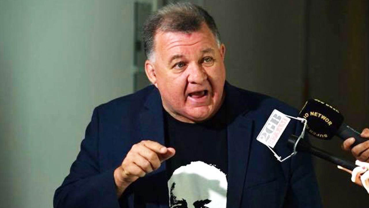 "Facebook suspends Australian MP Craig Kelly for ""COVID misinfo"""