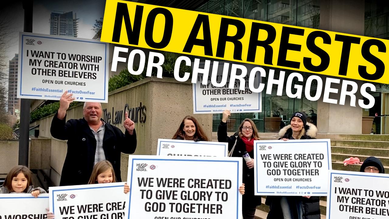 B.C. judge tosses Dr. Bonnie's injunction bid to arrest churchgoers