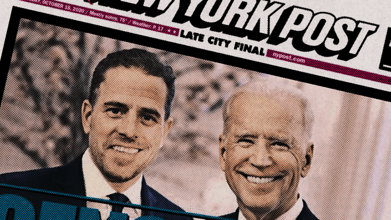 Man who handed Hunter Biden laptop to reporters, feds sues Twitter
