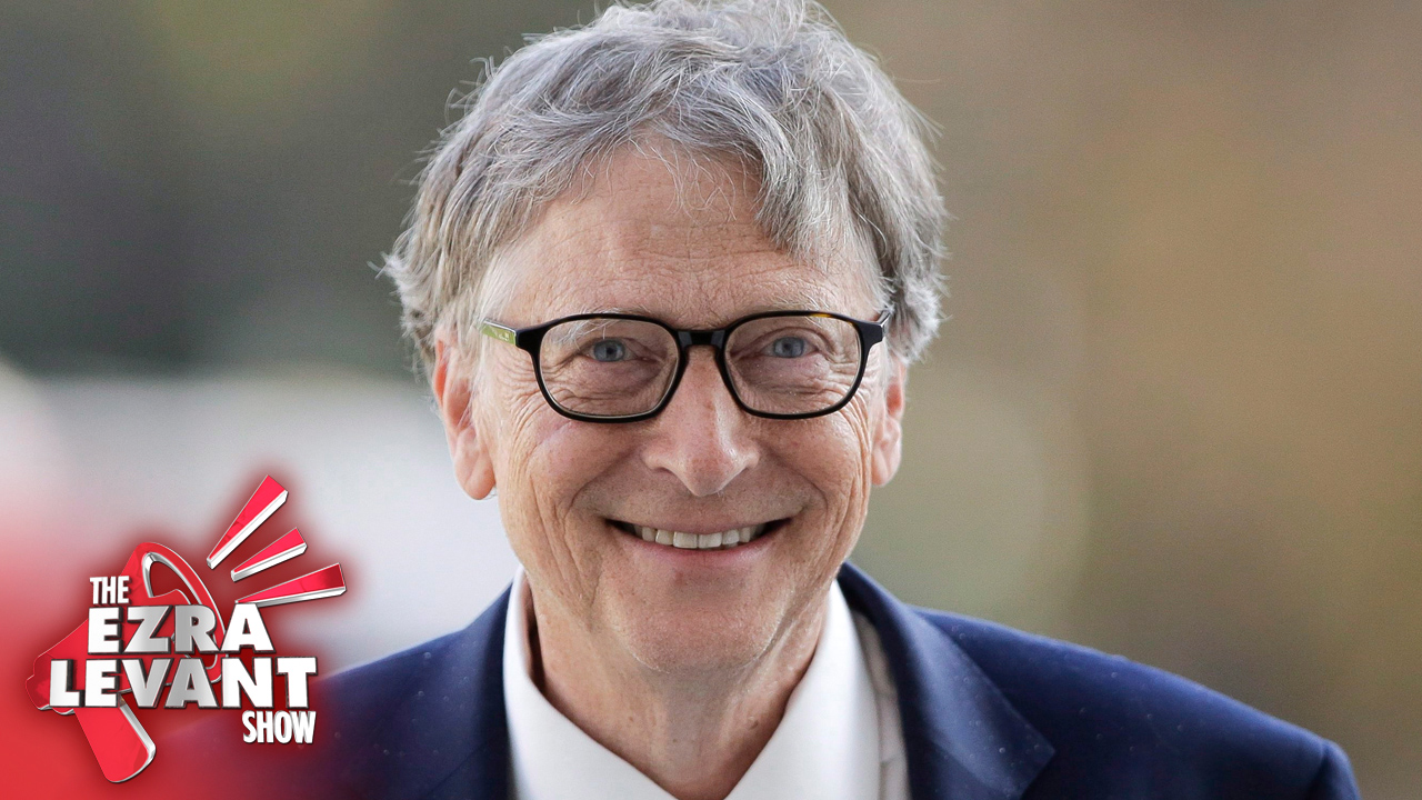 Drink the sewage water and you'll be happy: Marc Morano on Bill Gates and the enduring climate emergency