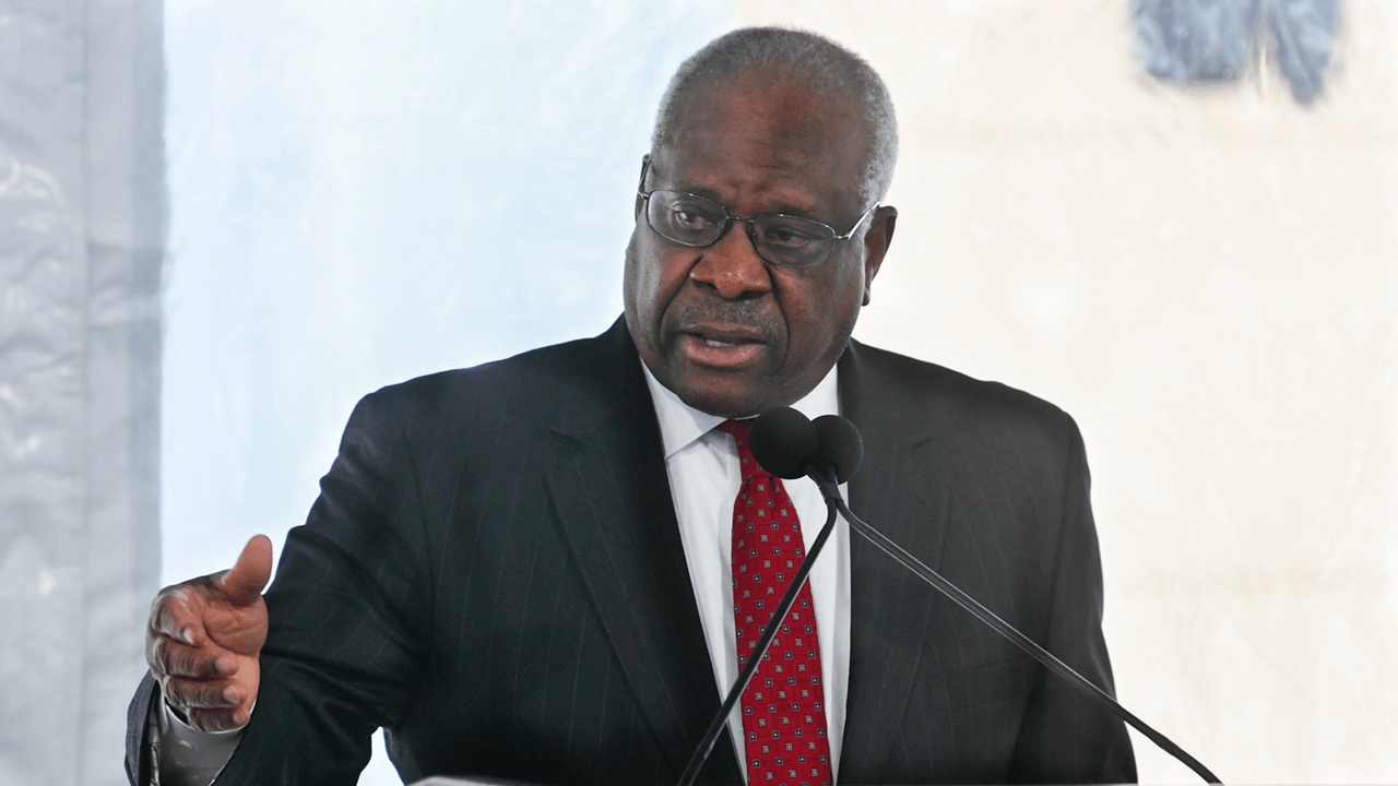 Clarence Thomas dissents from Supreme Court decision not to hear cases on Pennsylvania election fraud