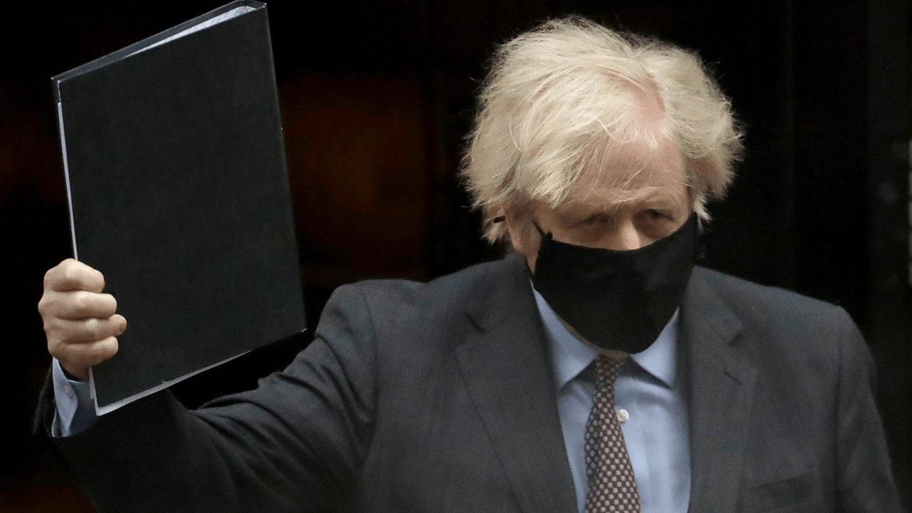 Boris Johnson announces tentative U.K. reopening plan
