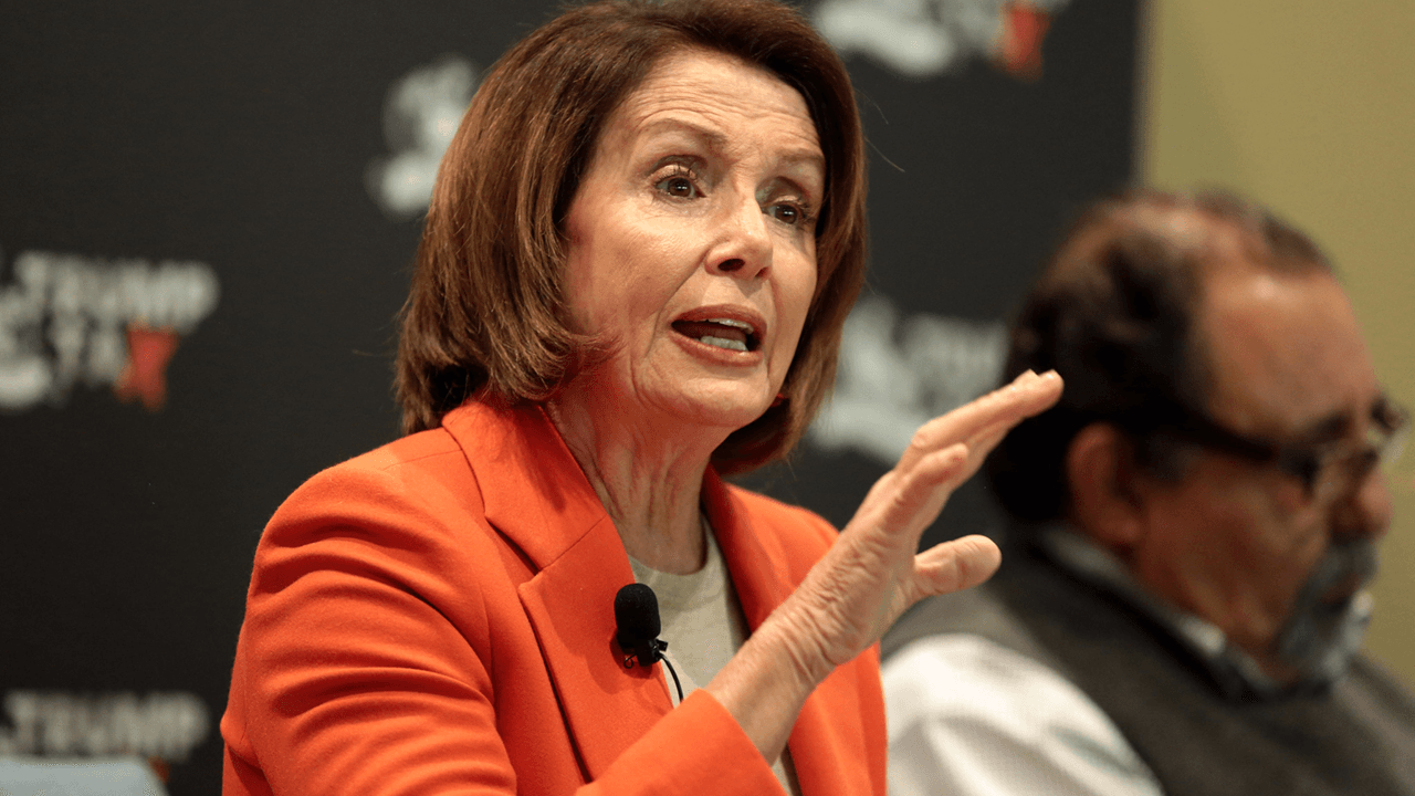 Pelosi, supposed opponent of gerrymandering, gave $300K to redraw electoral maps to favour Dems