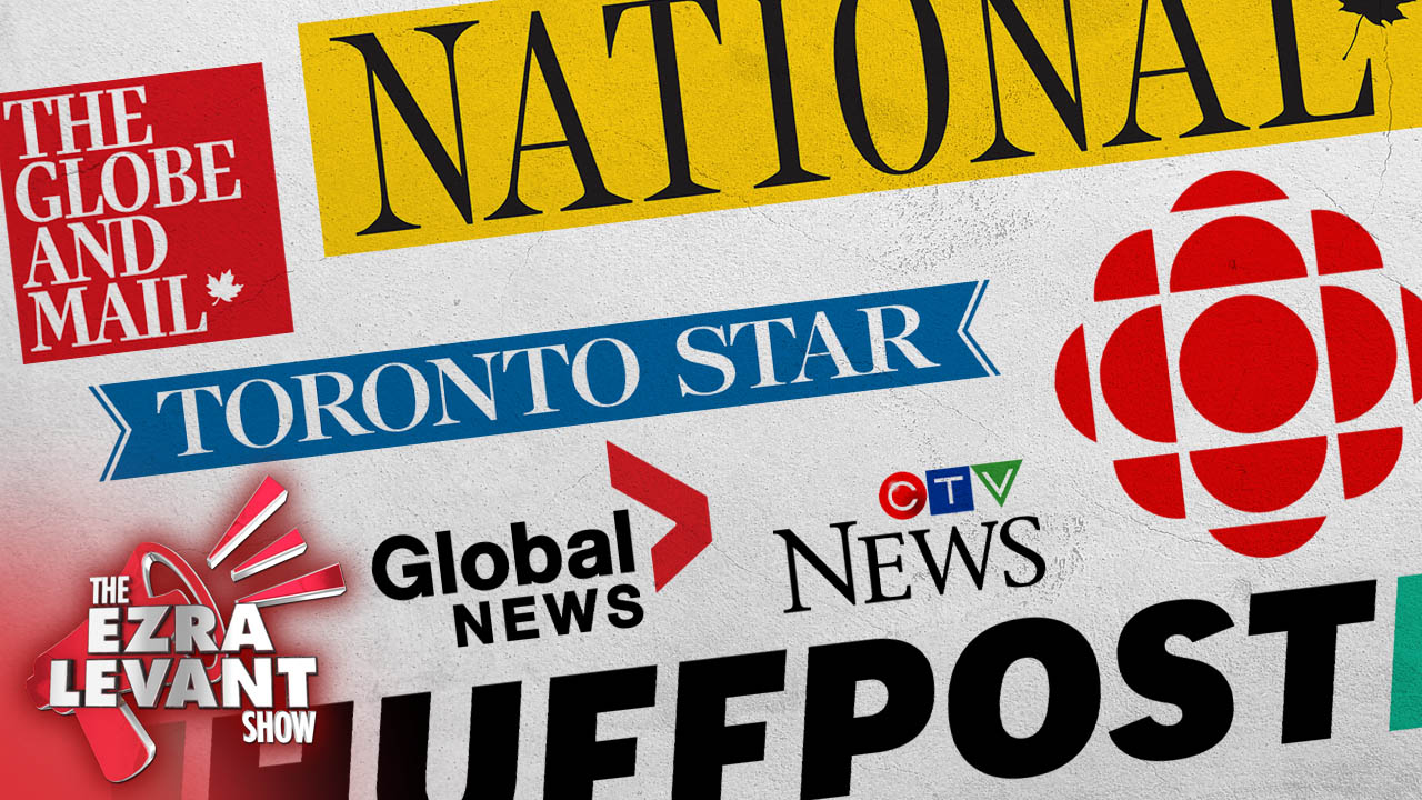 SURVEY: 52% of Canadians Don't Trust the Media