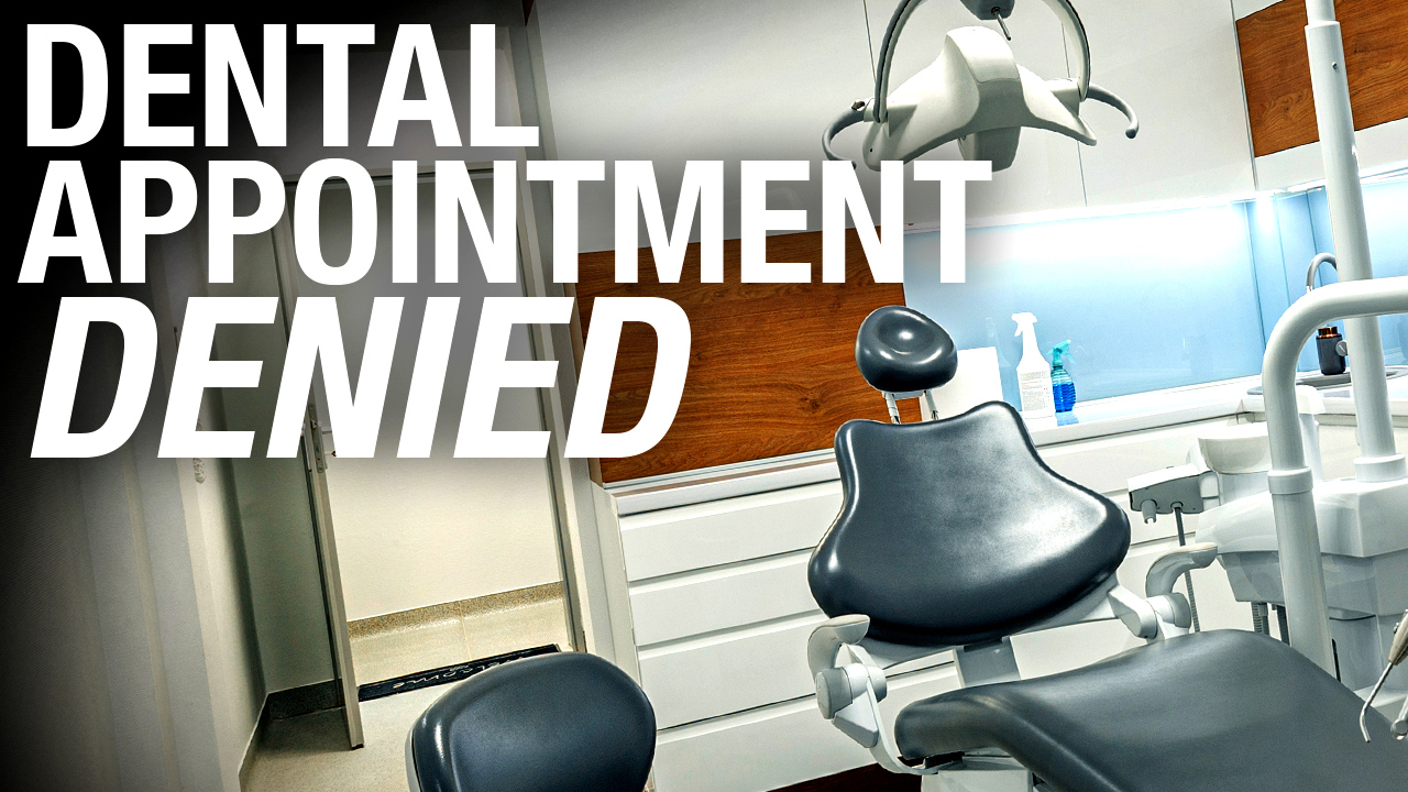 Autistic child DENIED dental work because of mask bylaw