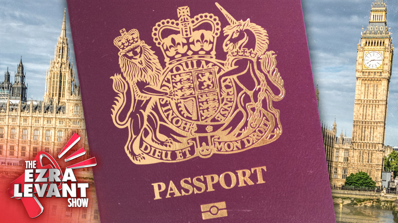 The UK considers vaccine passports that would make everyone a prisoner