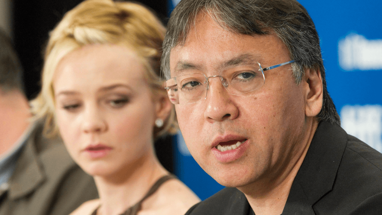 """Young authors are self-censoring to avoid online """"anonymous lynch mob,"""" says Nobel Prize winner Kazuo Ishiguro"""