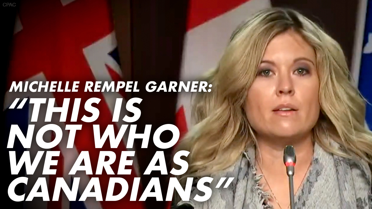 "WATCH: Conservative MP Rempel Garner: COVID hotels need to be ""ended now"""