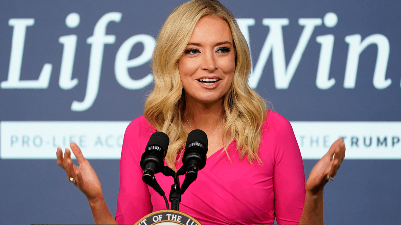 Trump press secretary Kayleigh McEnany signs on as Fox News contributor